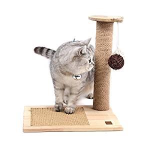 comprar poste rascador para gatos