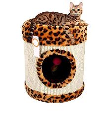 Comprar barril rascador para gato