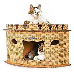 Comprar Mejor Castillo para gatos